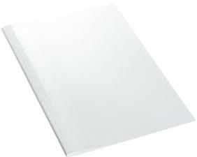 LEITZ Thermobindemap linnenstructuur, DIN A4, 1,5 mm, wit