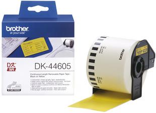 Brother DK-44205 non stop-etiketten papier herbruikbaar