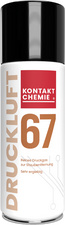 KONTAKT CHEMIE Flexibler sprayband lengte: 500 mm