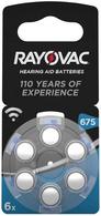 RAYOVAC gehoorapparaat knoopcel Acoustic HA10/V10 (PR70)