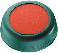 Laufer Anvochtiger 70711, diameter 8,5 cm, groen