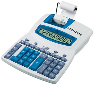 ibico printende bureaurekenmachine 1221X Semi-Professionell