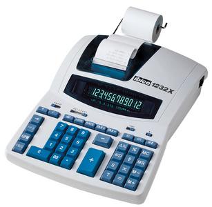 ibico printende bureaurekenmachine 1232X Professionell