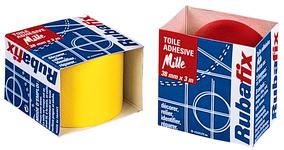 Rubafix textieltape reparatietape afmetingen: (B)19 mm x (L)3 m blauw