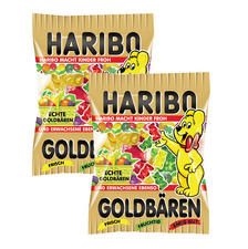 HARIBO Mini-Goldbren, in doosje