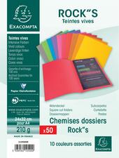 RAINEX 50 Aktemap ROCKs 220gr + 100 Aktemap