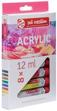 ROYAL TALENS acrylverf ArtCreation 12 ml 8er-set