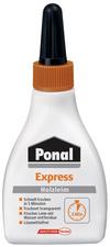 Ponal Express hout lijm oplosmiddelvrij 120 g fles