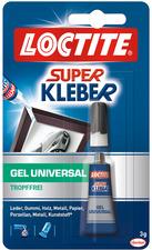 LOCTITE Supare lijm Gel 3 g tube