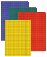 LANDRE Folio-Diarien -glanskladden DIN A4 ruit