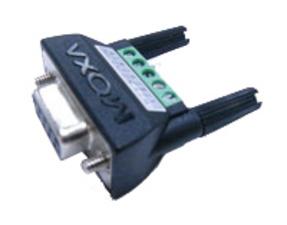MOXA Adapter van 9-Pol Sub D koppeling -5-Pol termijnal blok