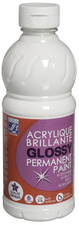 LEFRANC & BOURGEOIS acrylverf Glossy, 500 ml, violet
