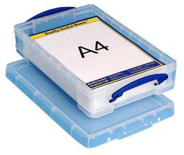 Really Useful Box bewaardoos 4 Liter, rauchgrijs