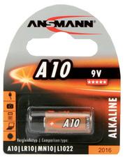 Ansmann Alkaline batterij A10 9 Volt 1 op blister