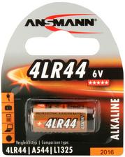 Ansmann Alkaline batterij 4LR44 6 Volt 1 op blister