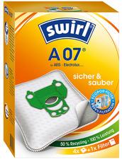 swirl stofzuigerzak A 07 met MicroporPlus-Filter