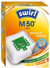 swirl stofzuigerzak M 50 met MicroporPlus-Filter