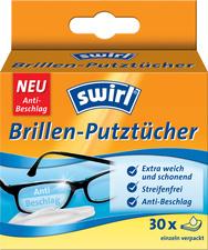 swirl brillen-poetstcher 30er grootverpakking