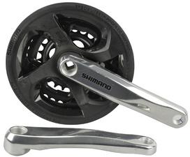 SHIMANO fiets-Kurbelgarnitur, 6-/7-/8-vaks