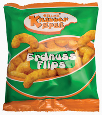 felMA Erdnussflips, in poortionszak … 8 g