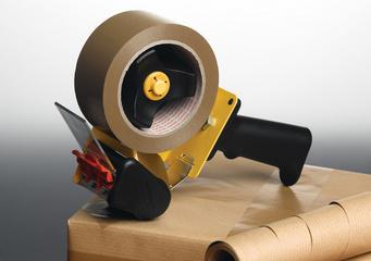 NOPI Handafroller Economy voor verpakkingstape