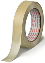 NOPI Allzweck-afdekband papier 19 mm x 50 m beige