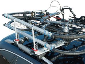 FISCHER Dachlift-fietsdrager voor 2 fietsen
