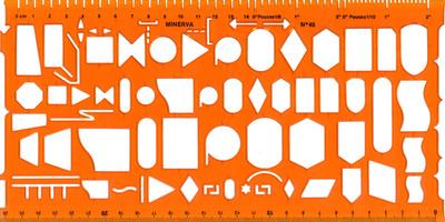 stiftRVA Organigraph sjabloon symbool 45