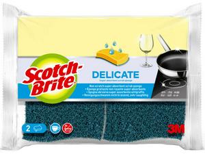 3M Scotch-Brite Eponge l'Originale , efficace sans rayer