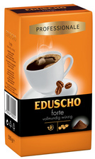 Eduscho koffie Forte volle smaak , gemalen, 1.000 g
