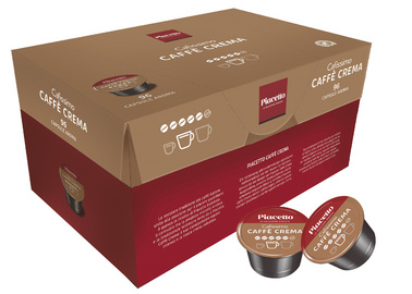 Tchibo koffie-cups Piacetto Caffee Crema Caffissimo