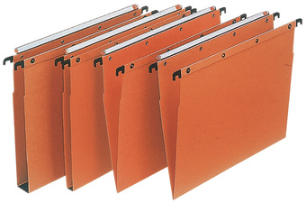 Elba l'oblique dossiermap AZO Ultimate, A4, oranje