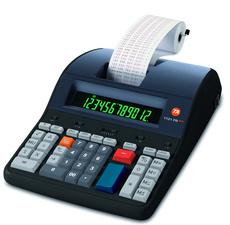 TRIUMPH-ADLER printende rekenmachine 1121 PD Eco
