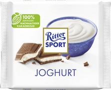 Ritter SPORT chocoladereep JOGHURT, 100 g
