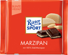 Ritter SPORT chocoladereep MARZIPAN, 100 g