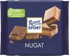 Ritter SPORT chocoladereep NUGAT, 100 g