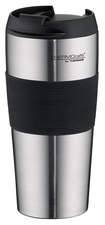 THERMOS Isolierbecher THERMOPRO, 0,4 Liter, zilver mat