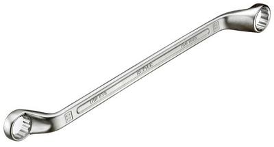 HEYTEC dubbele ringsleutel, 10 x 11 mm, lengte: 200 mm